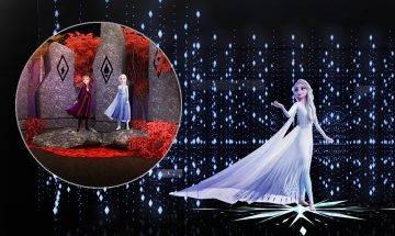 Frozen夢幻特展登陸將軍澳  18,000 呎10大魔幻主題 早鳥預售平$100送互動親子繪畫