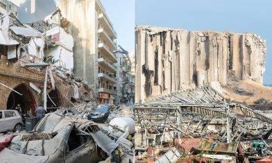 黎巴嫩大爆炸30日發現微弱呼吸  救援隊推測生還者為小孩