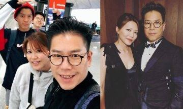林曉峰康子妮驚爆離婚 林曉峰親撰文回應:「是她成全了我」