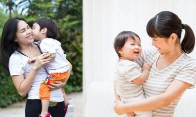 7個身體語言 寶寶愛的表現 咬者愛也