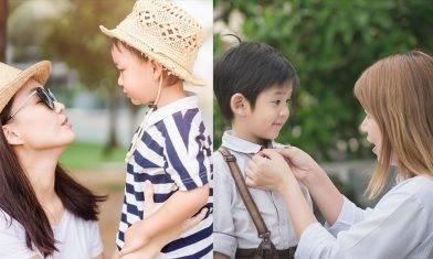 放學後媽媽的首句話能影響孩子情緒 5個原則培養良好的親子關係