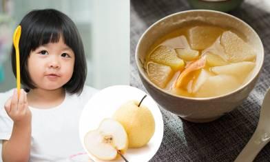 5大雪梨湯水食譜潤肺清燥-入秋轉季必煲