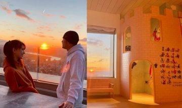 周杰倫台北過億豪宅曝光!頂樓360度觀景台俯瞰全台北