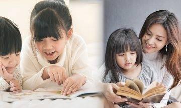 睡前故事7大原則 讓孩子輕鬆長知識 做聰明有信心的小孩