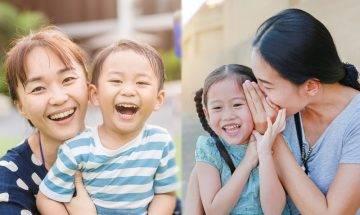 一人一句口頭禪 5位媽媽獨家親子溝通密碼 孩子更受教 |【問問媽媽】