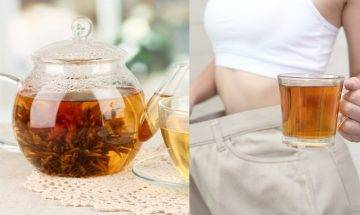 氣血茶祛濕排毒消脂 9天極速減10磅 韓國減肥法
