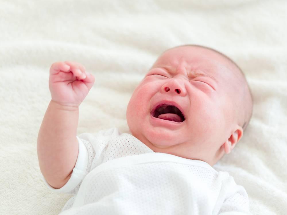 記得哭喊之後,媽媽一定要先掃風再餵奶!