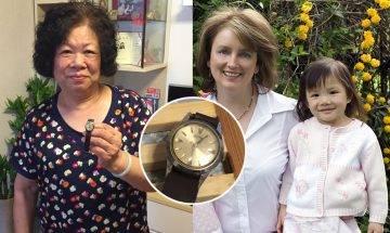 助養故事  80歲美國婦人助港女孩上學