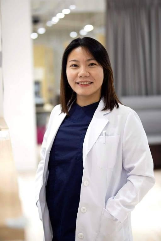 註冊中醫蘇安莎