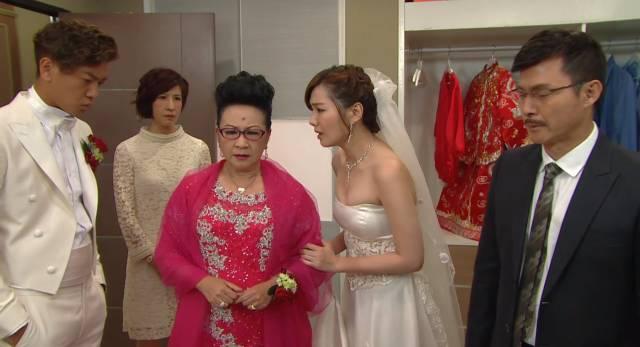 婚禮司儀如何「炒起」一個婚禮(圖片來源:TVB劇集《燦爛的外母》電視截圖)