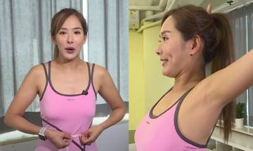 日本大熱「內臟操」!測試專員吳幸美實測成效 每日5分鐘2星期腰圍大減6.5cm