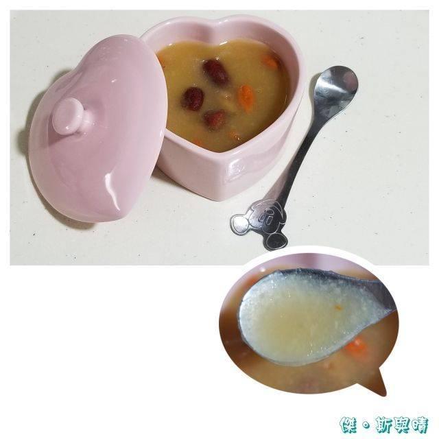 養顏滋潤糖水食譜1:銀耳露