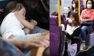 搭巴士唔使畀錢?港女斥小童霸住個位 媽媽們紛申訴帶小孩外出的苦況