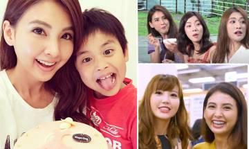 韋汝獨力湊大10歲仔:「珍惜他還願意黏著媽媽的時候」