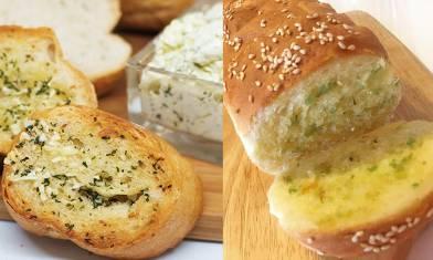 PizzaHut蒜蓉包食譜大公開-少女分享口感外脆內軟麵包 秘製惹味醬料做法