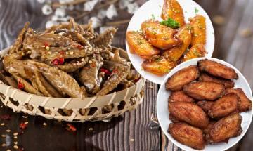 9種簡易雞翼食譜-鹽焗香茅蒜香天天不同 連元朗B仔雞翼尖都能煮到