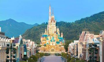 香港迪士尼樂園「奇妙夢想城堡」華麗變身 11月21日開幕