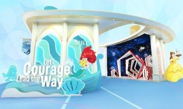 迪士尼公主登陸太古城中心 4大免費打卡體驗區+集齊珍藏卡 期間限定公主餐廳 |親子好去處
