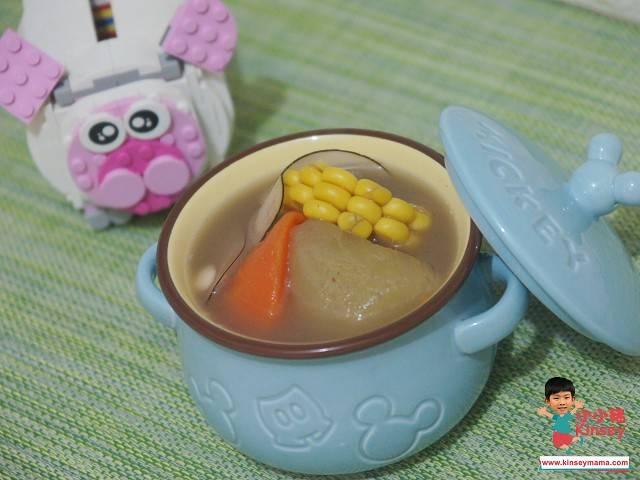 海底椰湯食譜2:雪蓮果椰棗海底椰瘦肉湯