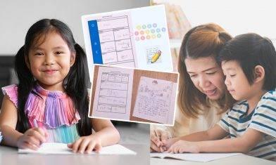 英文寫作從寫作框開始 培養孩子創意和思維 學會表達