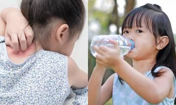 10歲女孩用膠樽當水壺飲水1年 導致濕疹發作兼提早發育來月經