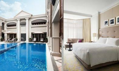 尖沙咀朗廷酒店 「零」房價限時STAYCATION優惠 12歲或以下免費