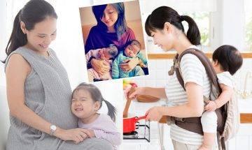 產後抑鬱成媽媽殺手  過來人媽媽分享 4方法助媽媽走出陰霾
