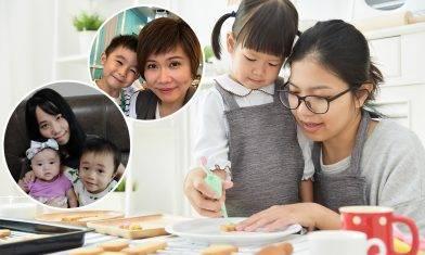 媽媽分享私藏減壓法 讓妳笑住湊BB 湊仔不再好辛苦|問問媽媽