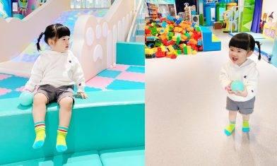 九龍灣室內遊樂場11,000平方呎  $100一大一小 |波波池+大迷宮+彈床