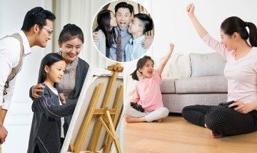 家長以身作則先管理情緒 才能培養子女良好性格|森美專欄