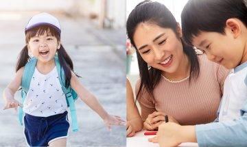 建立孩子自信7句親子對話、教出健談自信小朋友!