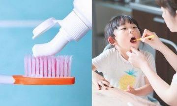 研究:四成兒童「牙膏當糖食」致氟斑牙|附17款兒童牙膏安全清單