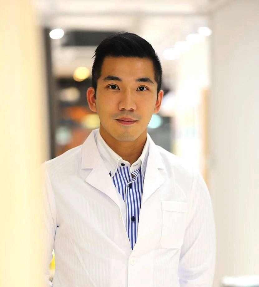 註冊中醫師潘健燊