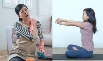 肩頸膊痛人人都遇過!瑜伽導師教5招簡單動作擊退上半身痛症