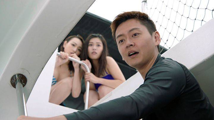 GoGo與寶釵找上詩涵的女同學,她無奈說出詩涵是援交少女,但指宇霖與詩涵似是情侶。