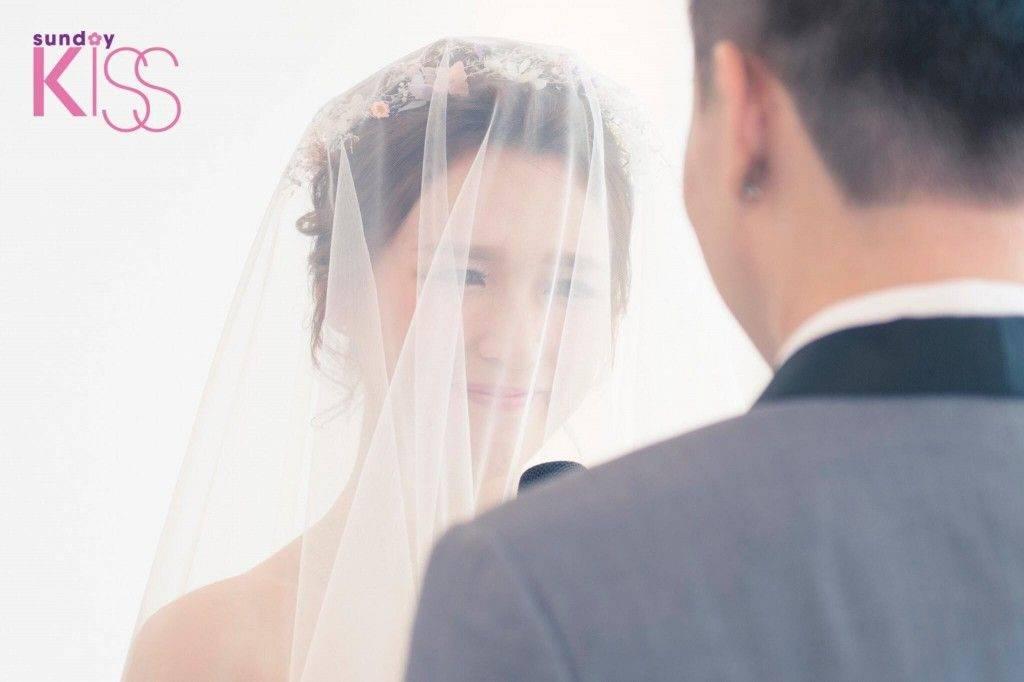 孫慧雪:「爸爸媽媽自我有記憶以嚟就分開咗,細個成日都想爸爸媽媽一齊拖住我,所以大個就希望快啲結婚,生兒育女。我無驚咗婚姻,反而更加渴望,當我決定咗結婚,我就唔會離婚㗎喇。」