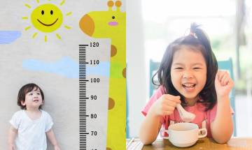 小朋友增高可靠飲食幫手 中醫推薦11款食材+1款湯水促進發育