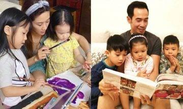 9個親子遊戲 在家邊玩邊學 培養創意、正能量 陪孩子過充實暑假