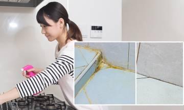 白醋16大神奇隱藏用途-水龍頭 瓷磚污漬一擦乾淨 是家居清潔萬能法寶