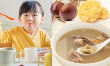 小雪湯水食譜 | 栗子無花果雪耳等6種材料 秋冬有助潤肝腎防寒止咳