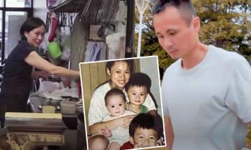 單親媽媽賣糉+打掃清潔養一家四口 兒子逆境自強做老闆成功為全家脫貧