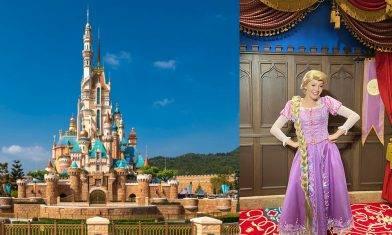 迪士尼抽獎 新城堡落成奇妙夢想城堡 限定冬日產品
