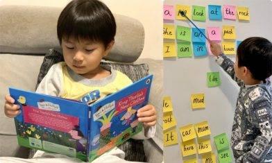 閱讀英文4歲開始-如何令小朋友愛上英文閱讀?