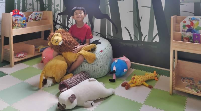 故事閣及玩具圖書館