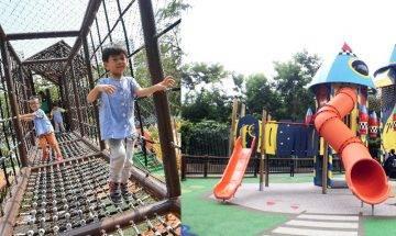 全港7大新式兒童遊樂場 大量攀爬設施超放電 交通一覽