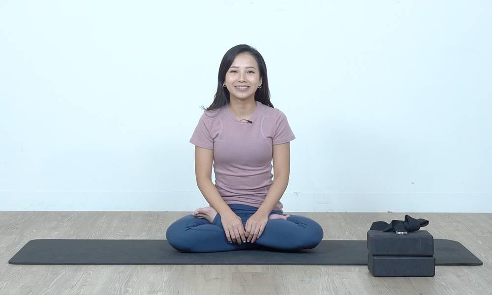 瑜伽導師 Andie