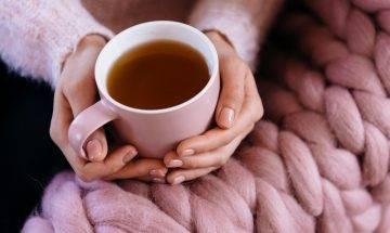 葛根粉紅茶-雙管齊下祛風邪