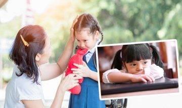 5大孩子情緒行為 家長千萬不要以怒易怒 溫柔解決有法