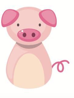 2021年生肖運程-屬豬小朋友整體運程