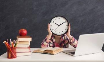 兒童時間管理7大法 停課期間根治拖延
